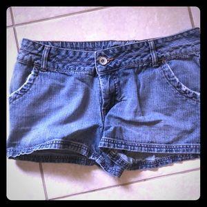 Mossimo Denim Girls Shorts size 13